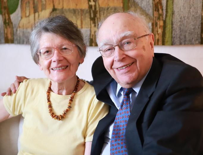 Stanislaw and Ludmila Grygiel