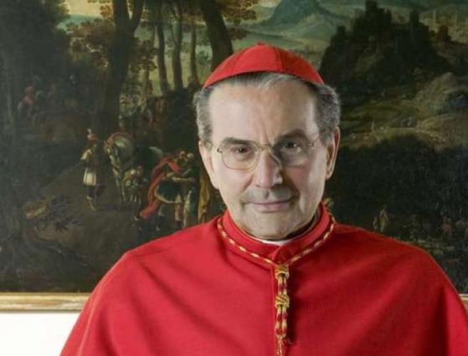 Cardinal Carlo Caffarra