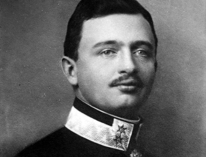 Grand Duke Charles of Austria, the later Emperor Charles I of Austria
