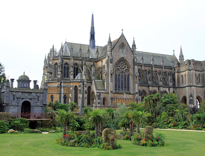 Arundel Cathedral, West Sussex, England