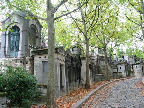 Père Lachaise Necropolis Paris