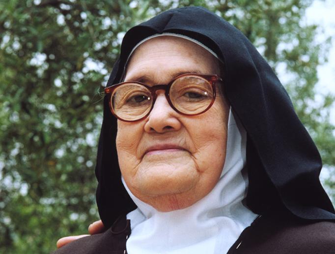 Sister Lucia, the Fatima seer