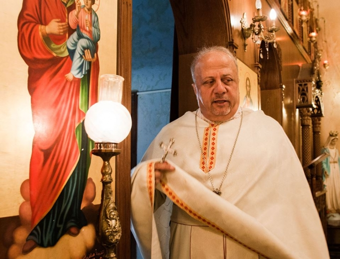 Father Nabil Haddad