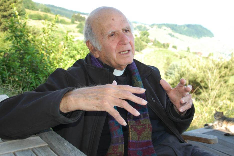 Jesuit Father Henri Boulad.