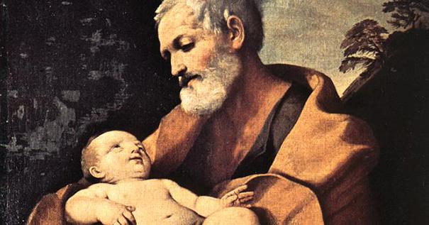 "Guido Reni (1575-1642), ""Saint Joseph"""