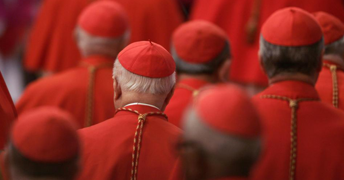 Click on The Secret Cardinals Known Only to the Pope link to read more.