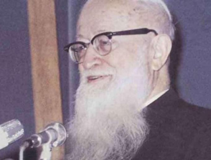 Fr. Josef Kentenich.