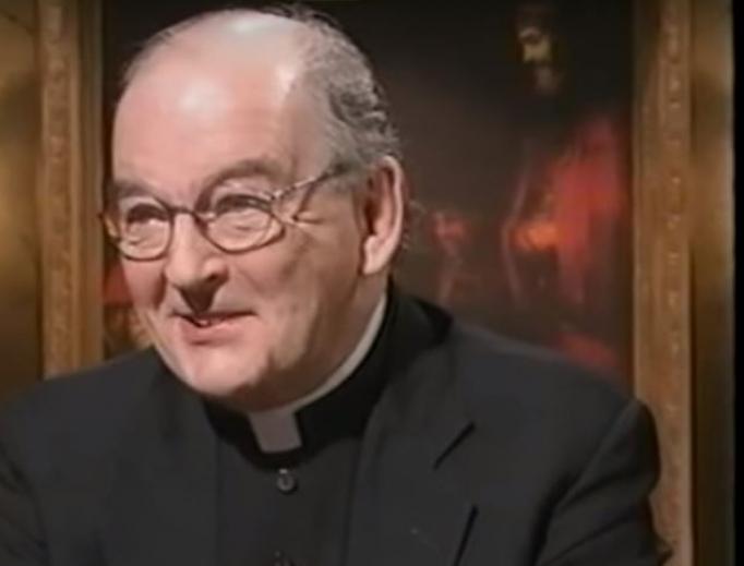 Father Richard John Neuhaus tells of his conversion of The Journey Home on EWTN.