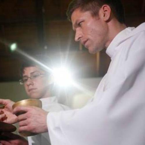 Father Chase Hilgenbrinck