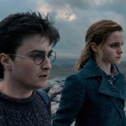 THE BEGINNING OF THE END. Harry Potter's last tale begins.