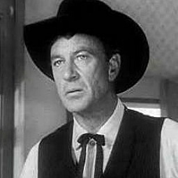 Gary Cooper is probably best known for playing beleaguered Marshall Will Kane in High Noon.