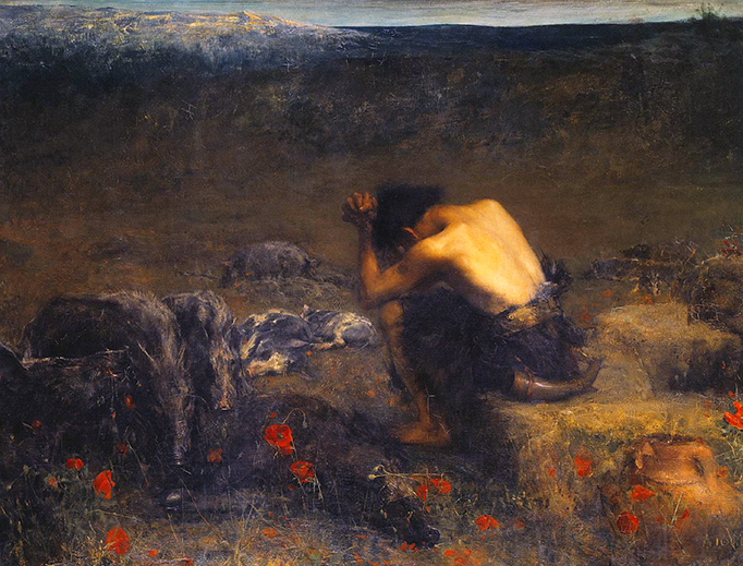 "John Macallan Swan, ""The Prodigal Son"", 1888"