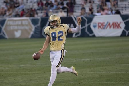 Georgia Tech Punter Drops Football For The Priesthood National Catholic Register