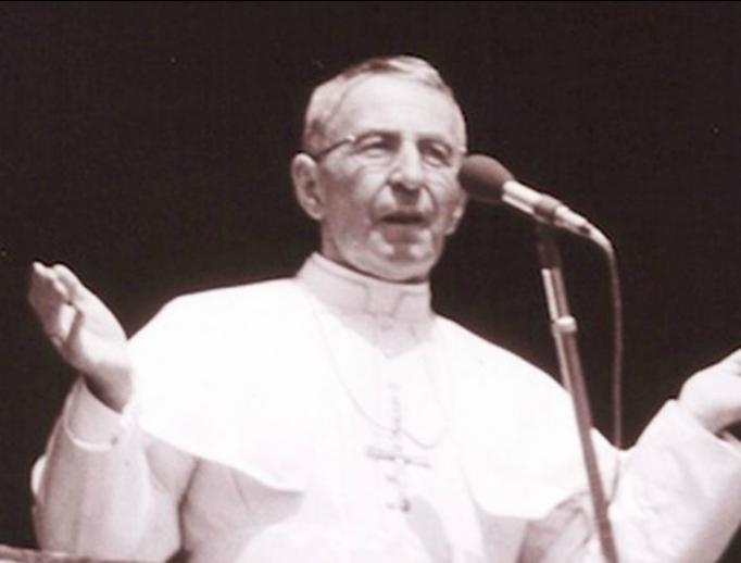 Pope John Paul I.