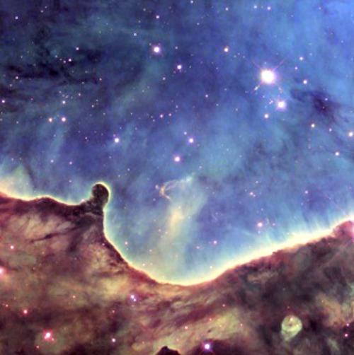 Carina Nebula, NCG 3324