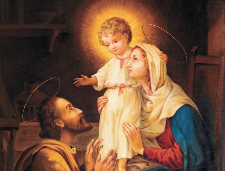 February is the Month Dedicated to the Holy Family| National Catholic  Register