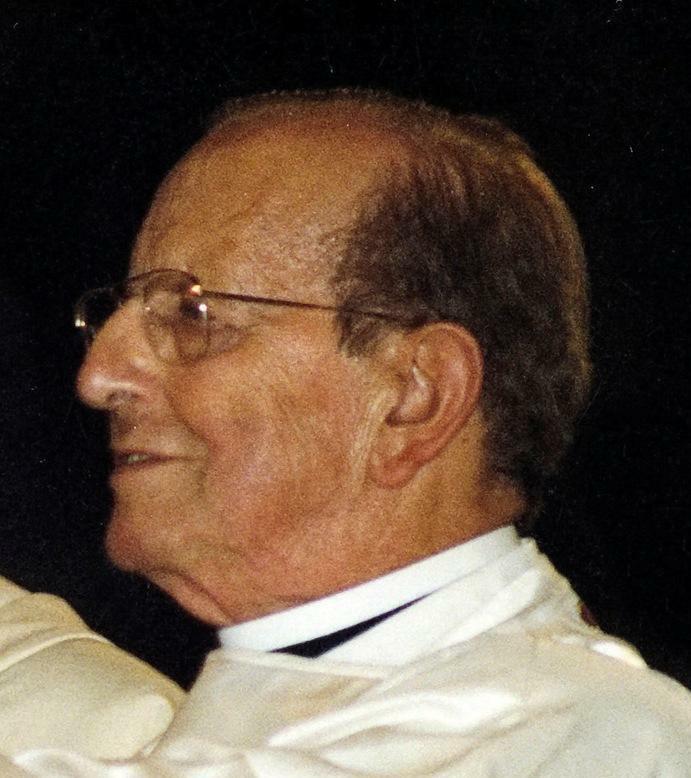 Father Marcial Maciel Degollado, founder of the Legionaries of Christ.
