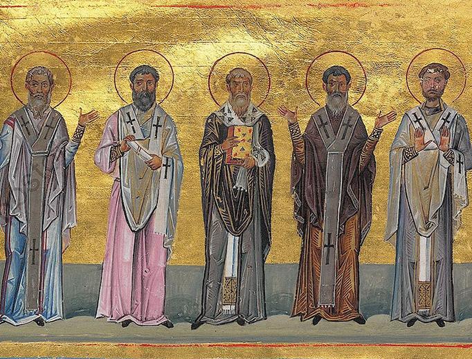 Patrobulus, Hermas, Linus, Caius, Philologus