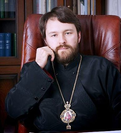 Russian Orthodox Arhcbishop Hilarion