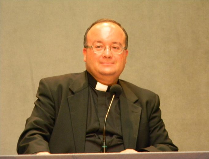 Msgr. Charles Scicluna