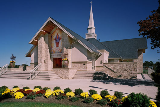 Walsh University's Our Lady of Perpetual Help Chapel
