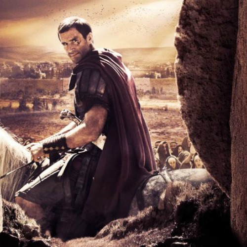 Joseph Finnes, as the Roman tribune Clavius, who must investigate and put to rest the claims of Jesus's resurrection.