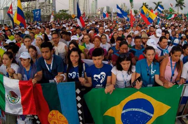 Opening Mass for World Youth Day 2019 in Panama