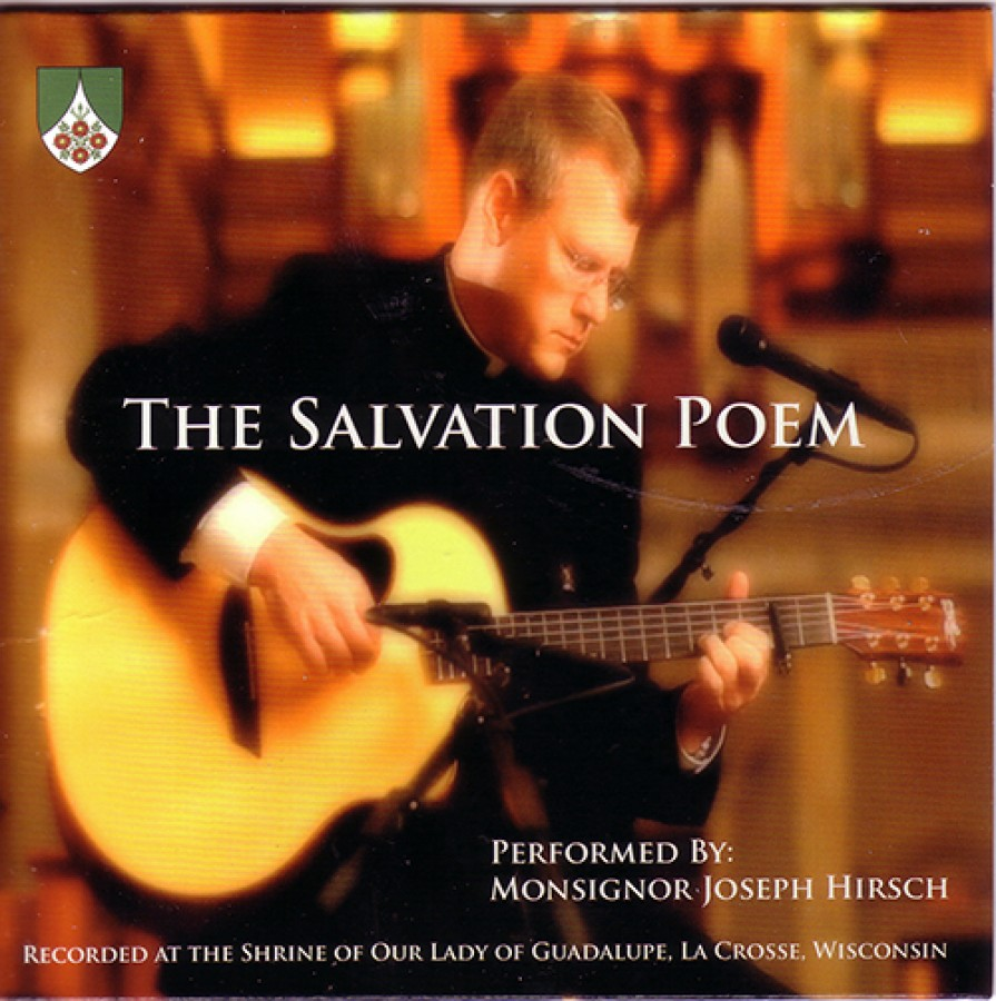 Msgr. Joseph Hirsch's CD is now available by popular demand after showings on EWTN.