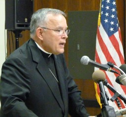 Archbishop Charles Chaput of Philadelphia.