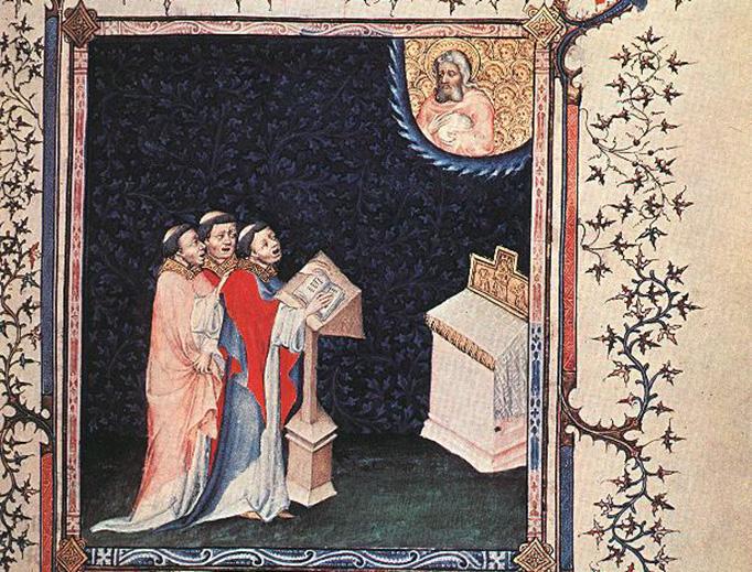 Pseudo-Jacquemart, c. 1400
