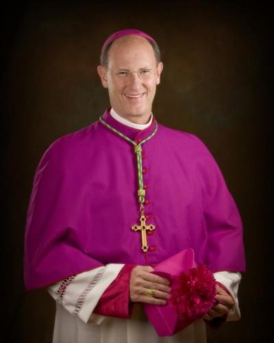 Bishop James Conley of Lincoln, Neb.