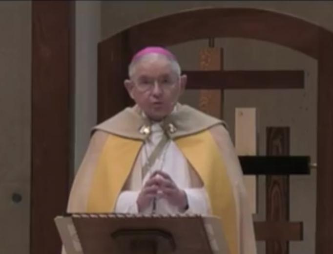 Archbishop Jose Gomez.