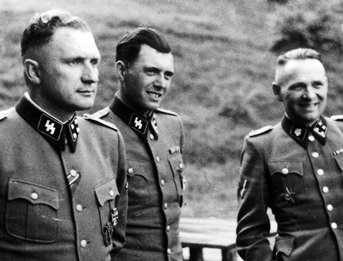 SS Doctor Josef Mengele