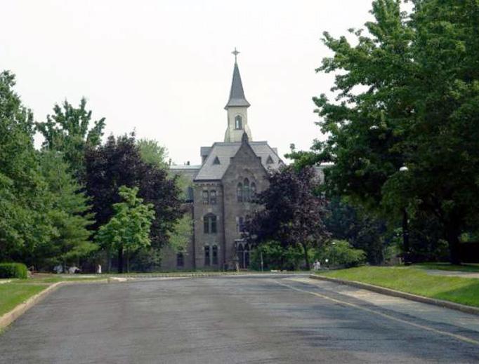 President's Hall, Seton Hall University.