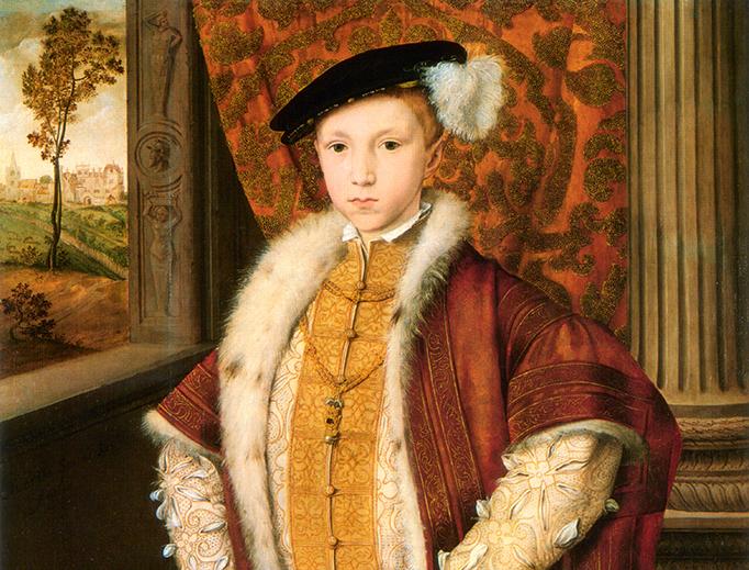Unknown Artist, 'Edward VI of England', ca. 1546