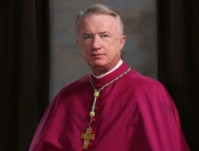 Bishop emeritus Michael Bransfield of West Virginia.