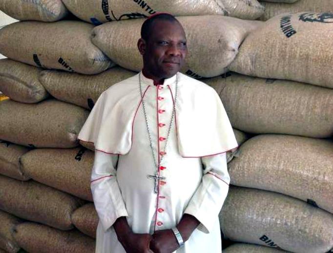 Bishop Oliver Doeme