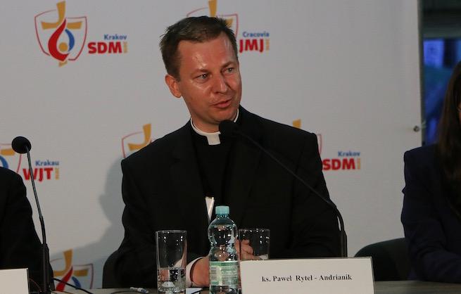 Father Paweł Rytel-Andrianik, spokesman for the Polish bishops' conference.