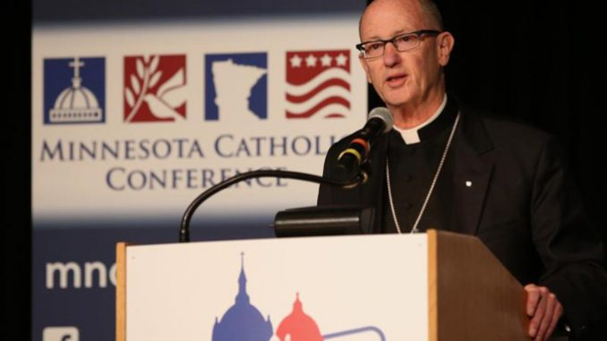 """Click on the Bishop Conley of Lincoln: """"Success Breeds Success"""" When It Comes to Vocations link to read more."""