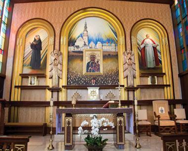 Courtesy of the Shrine of St. John Paul II