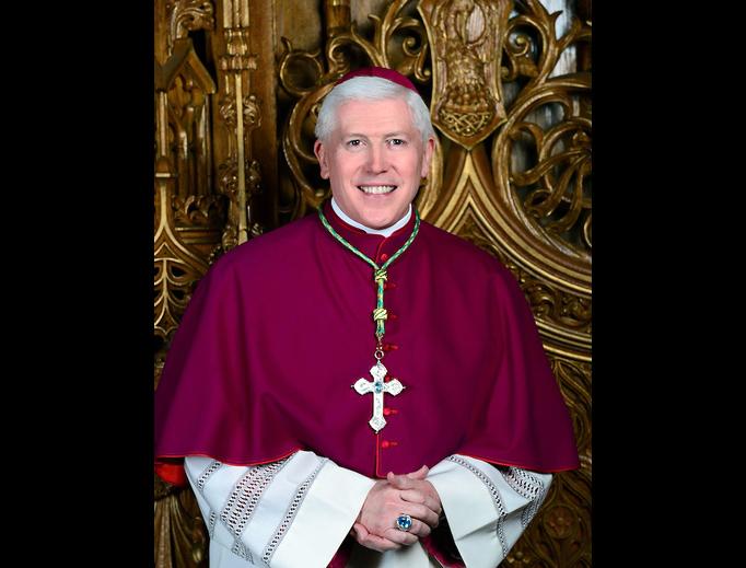 Bishop Daniel E. Thomas
