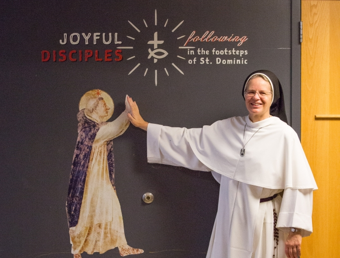 Sister John Dominic Rasmussen, a foundress of the Dominican Sisters of Mary, Mother of the Eucharist, in Ann Arbor, Michigan, led the new project and served as the general editor of this new resource.