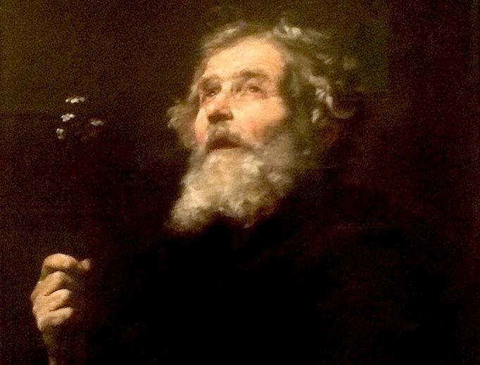 """José de Ribera (1591–1652), """"Saint Joseph"""""""
