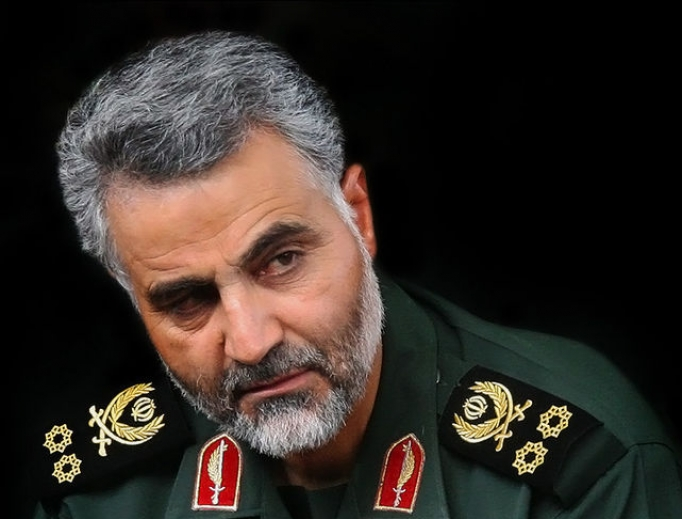 Qasem Soleimani, the head of the Iranian Revolutionary Guards' Quds Force, was killed in a Jan. 3 airstrike at Baghdad International Airport.
