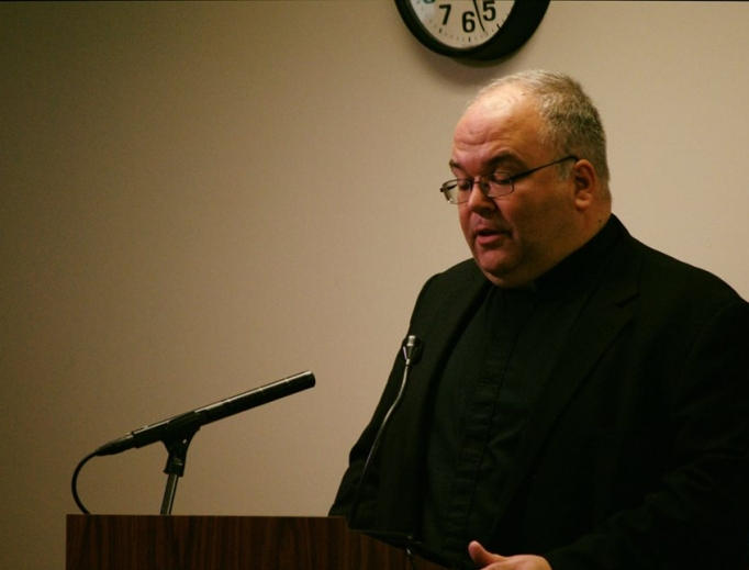 Father Philip Bochanski speaks Oct. 23 and the  'Truth and Love Conference.'