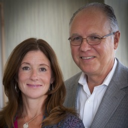 Dr. Eduardo Marban, director of the Cedars-Sinai Heart Institute in Los Angeles, and his wife Linda Marban, research manager for Cedars-Sinai's Board of Governors Heart Stem Cell Center, are pictured in an April 12 photo. The Catholic couple is blazing a new trail in adult cardiac stem-cell research.