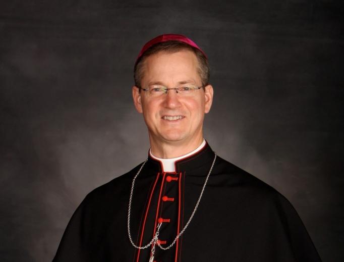 Bishop Paul Sirba.