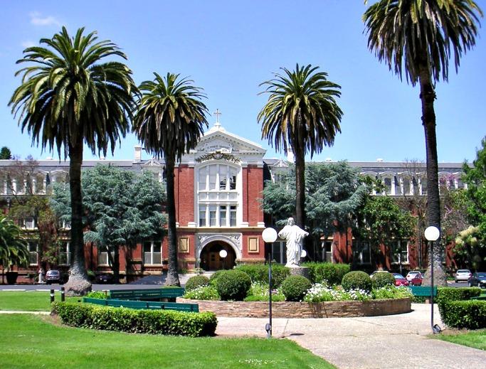 St. Patrick's Seminary, Menlo Park, California