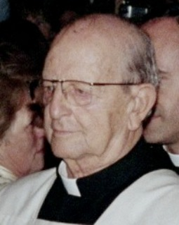 Father Marcial Maciel, founder of the Legion of Christ, in late 2004.