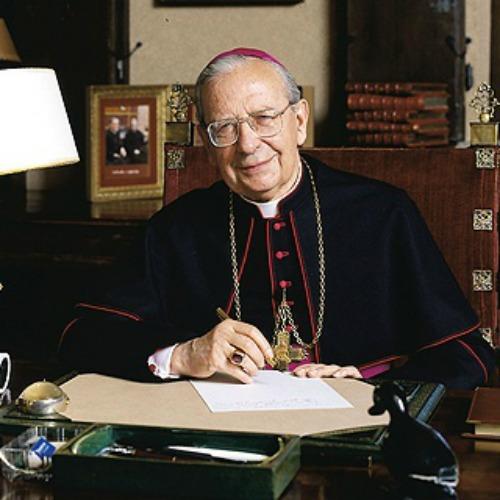 Bishop Alvaro del Portillo will be beatified Sept. 27 in Madrid.